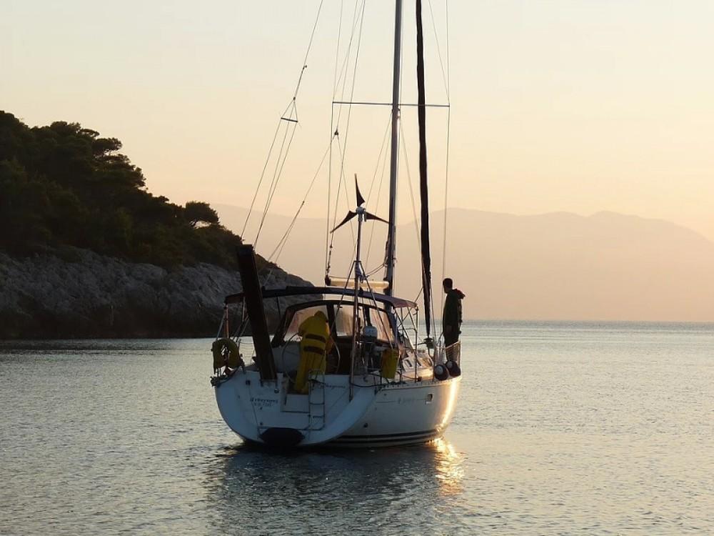 Boat rental Jeanneau Sun Odyssey 36.2 in  on Samboat