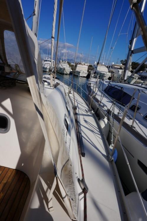Boat rental Nikiana cheap Feeling Kirie 39