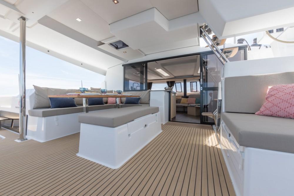 Catamaran for rent Castiglioncello at the best price