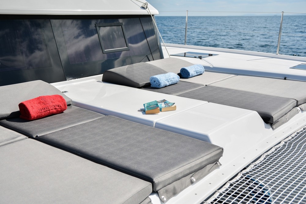 Catamaran for rent Grèce at the best price