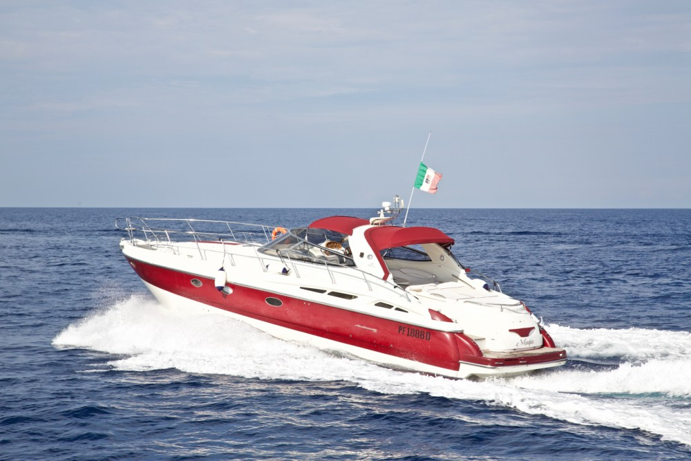 Hire Motorboat with or without skipper Cranchi Milazzo