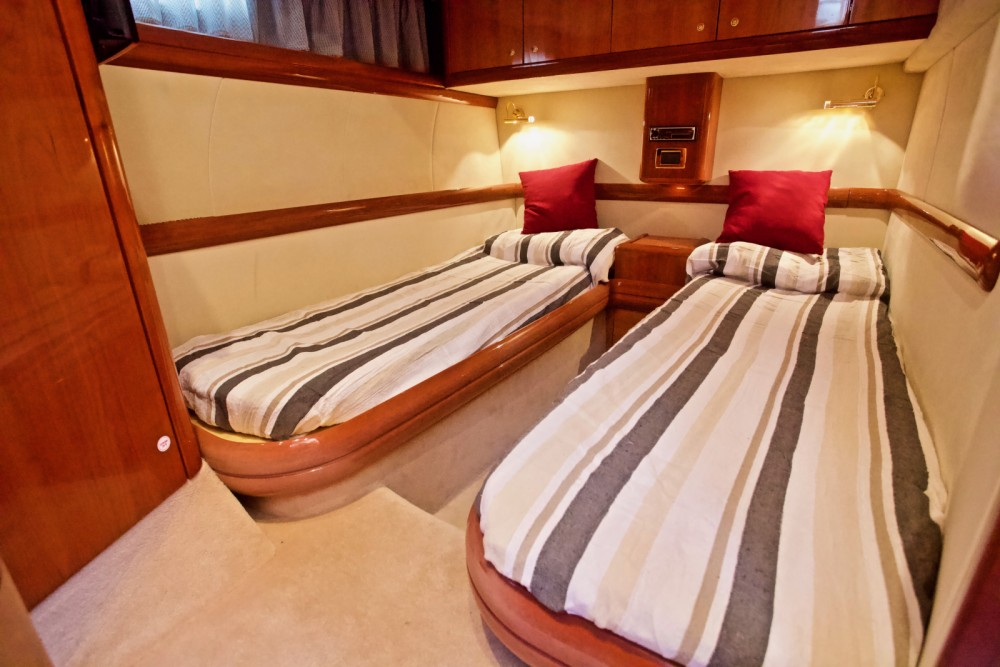 Boat rental Cranchi Cranchi 50 Mediterranee in Milazzo on Samboat