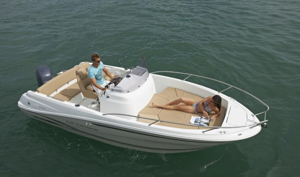 Rental yacht Vallauris - Jeanneau Cap Camarat 6.5 CC on SamBoat