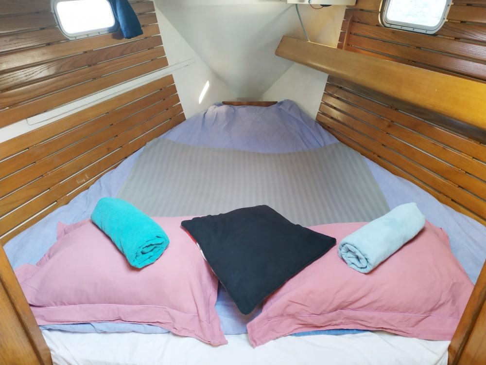 Boat rental Hyères cheap Feeling 486