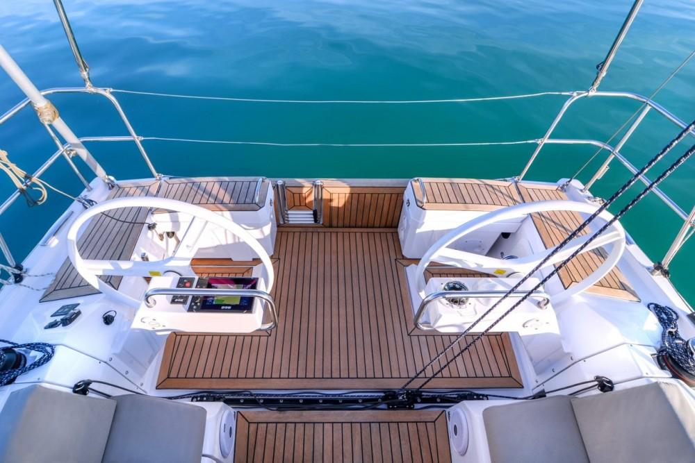 Boat rental Pirovac cheap Elan E4