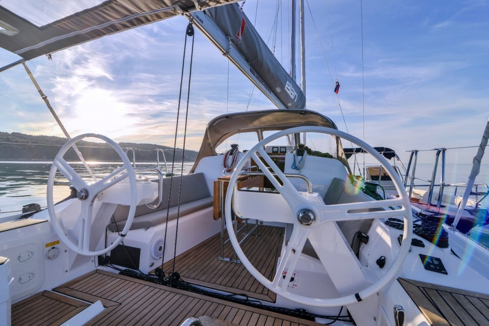 Boat rental Elan Elan E4 in  on Samboat