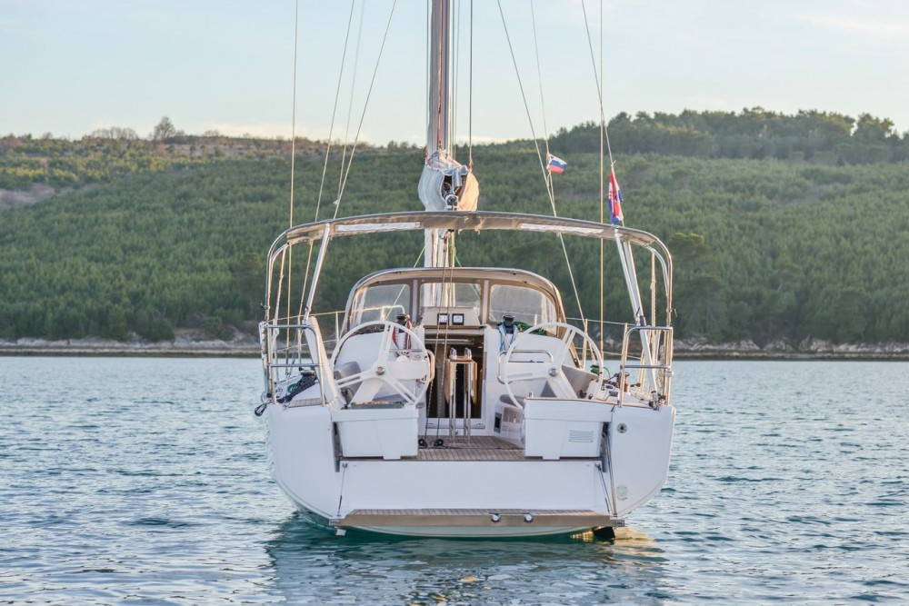 Rental Sailboat in  - Elan Elan E4