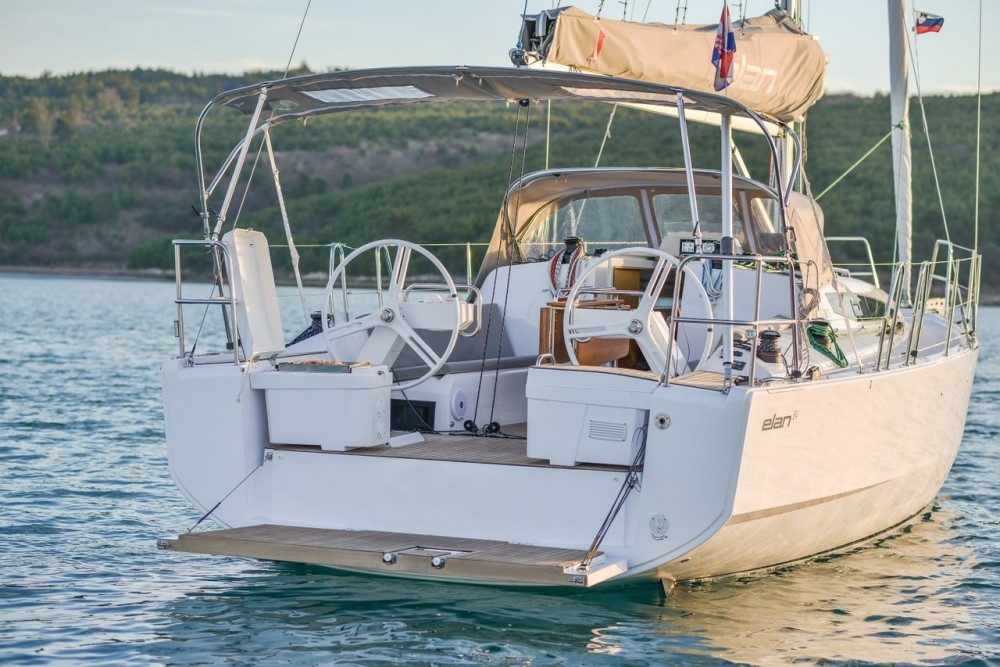 Hire Sailboat with or without skipper Elan Pirovac