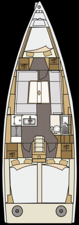 Boat rental Elan Elan E4 in Pirovac on Samboat