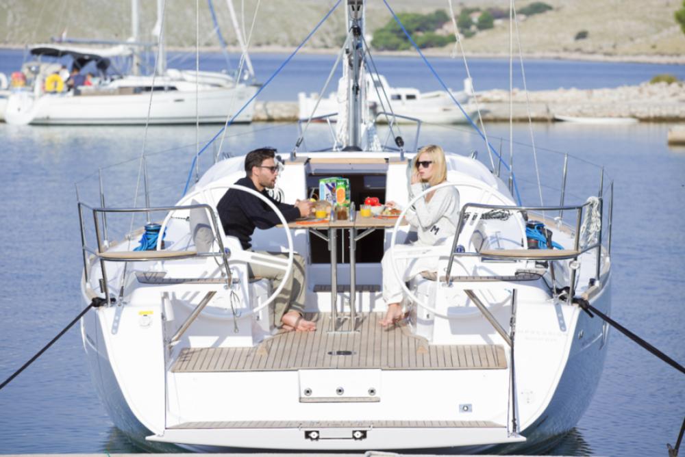 Rental Sailboat in Pirovac - Elan Elan Impression 40.1