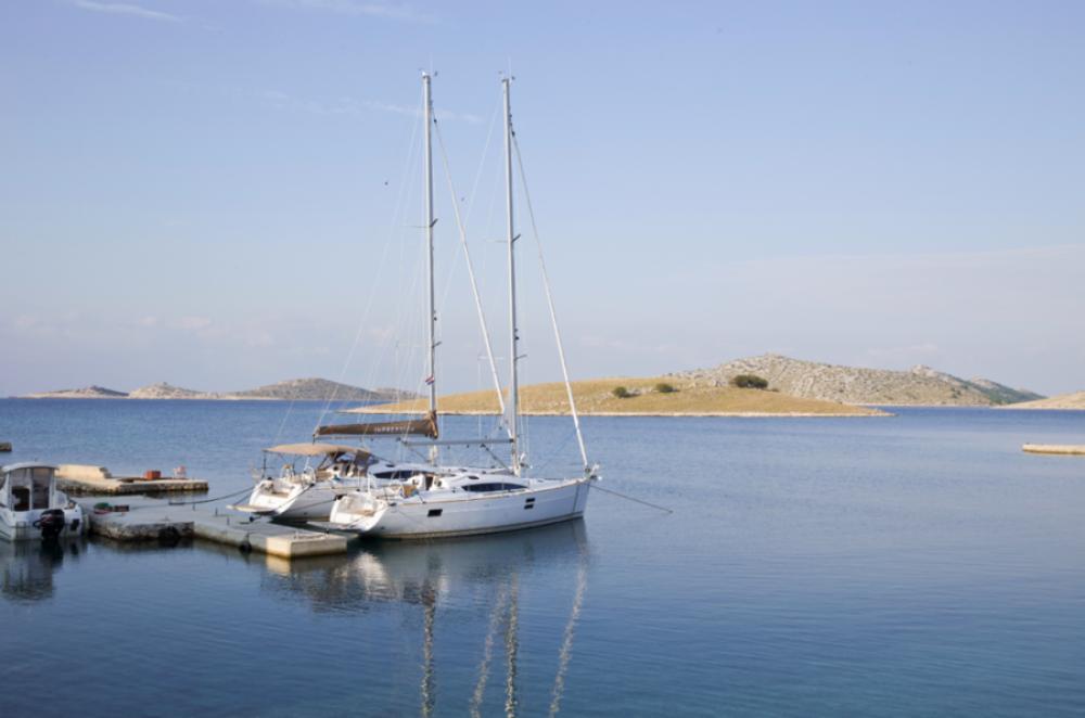 Boat rental Pirovac cheap Elan Impression 40.1