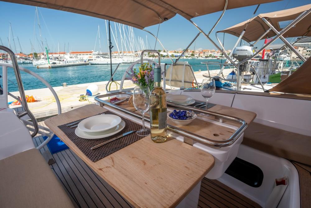 Rental Sailboat in Pirovac - Elan Elan Impression 45
