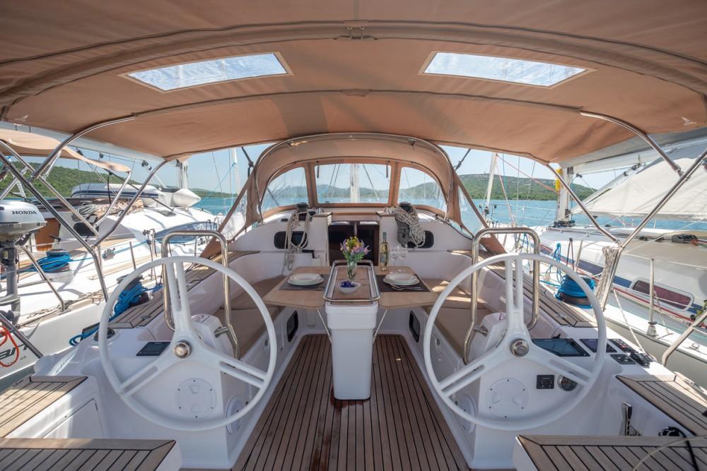 Boat rental Pirovac cheap Elan Impression 45