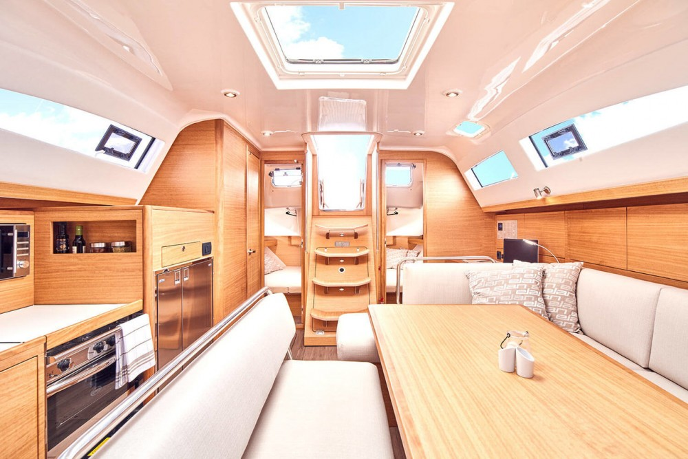 Rental Sailboat in Pirovac - Elan Elan Impression 45.1