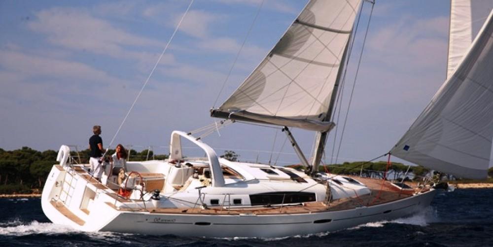 Rental yacht Pirovac - Bénéteau Oceanis 50 Family - 5 + 1 cab. on SamBoat