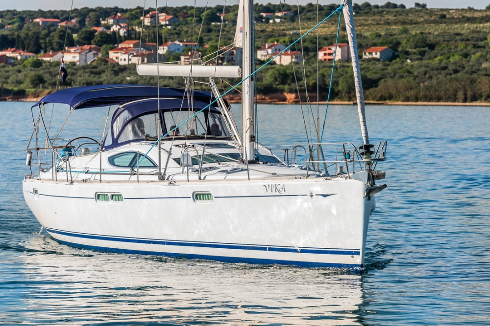 Boat rental Pirovac cheap Sun Odyssey 54 DS - 4 + 1 cab.