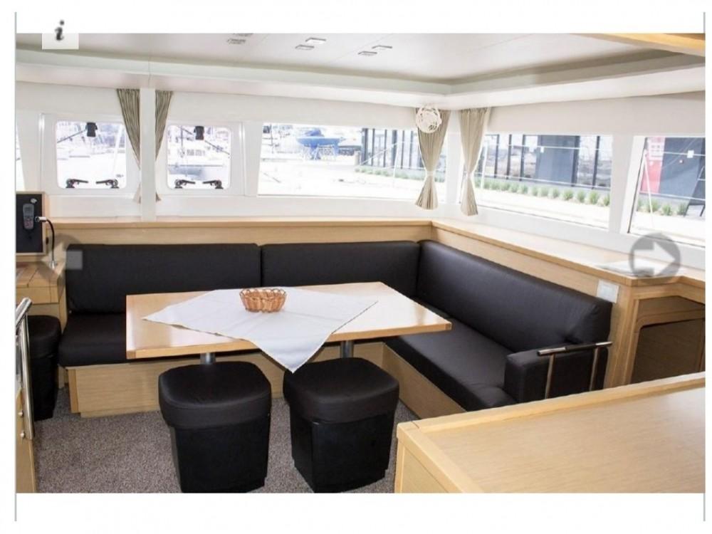 Boat rental Seget Donji cheap Lagoon 450 Fly