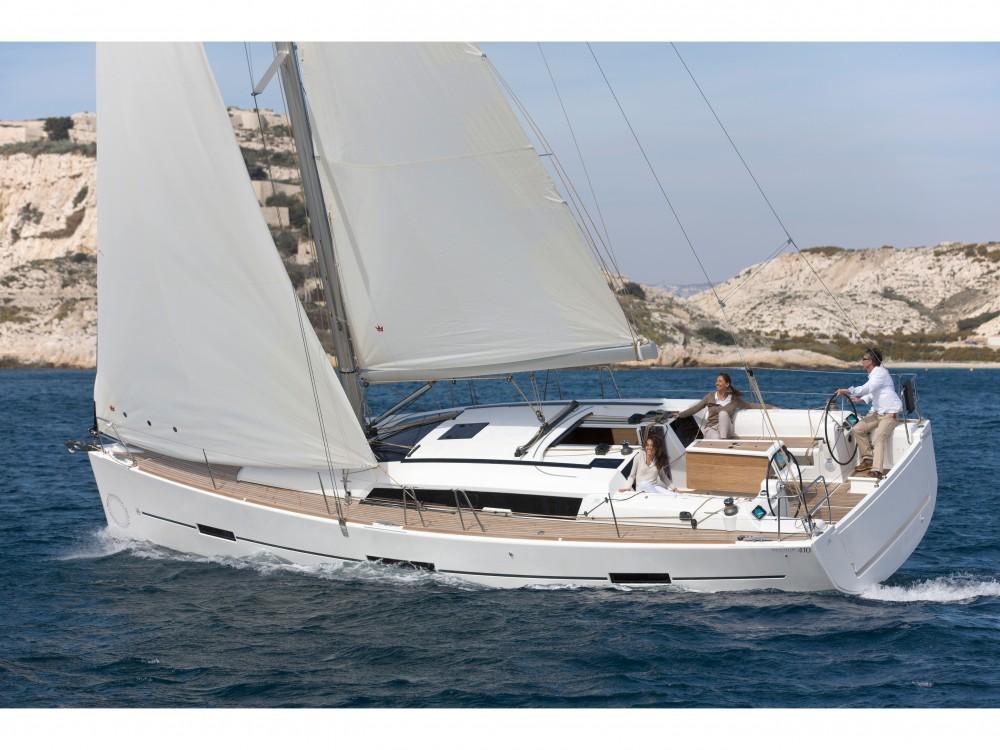 Boat rental Pula cheap Dufour 410 (3c-1h)