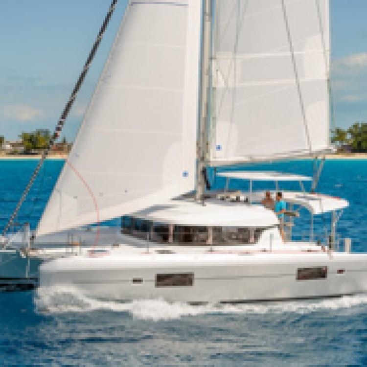 Rental yacht Puerto Rico - Lagoon Lagoon 42 on SamBoat