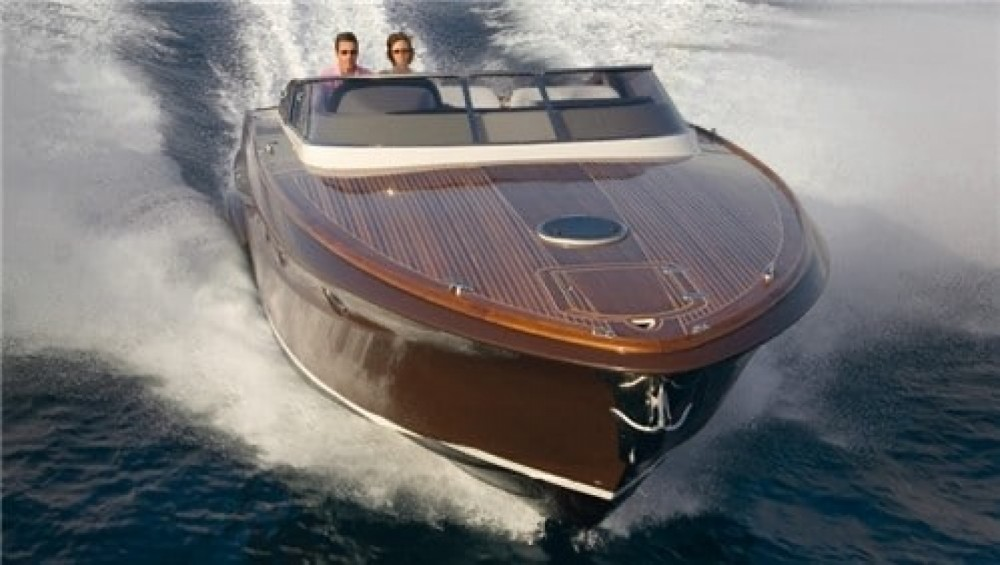 Rental Motorboat MOTOR YACHT 42 with a permit