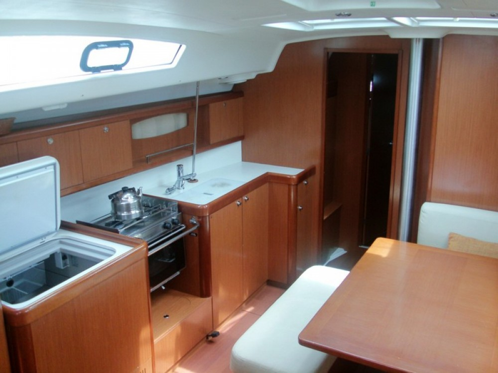 Bénéteau Oceanis 43 between personal and professional Nieuwpoort