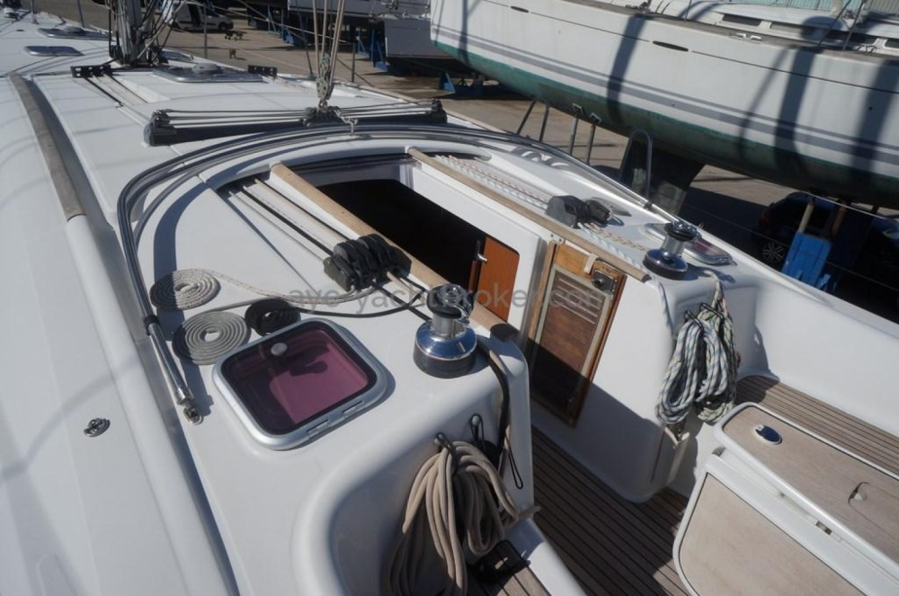 Sailboat for rent Nieuwpoort at the best price