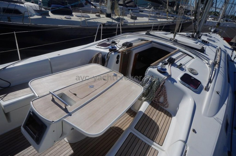 Rental yacht Nieuwpoort - Bénéteau Oceanis 43 on SamBoat