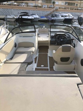 Boat rental Mandelieu-la-Napoule cheap VR5 OE