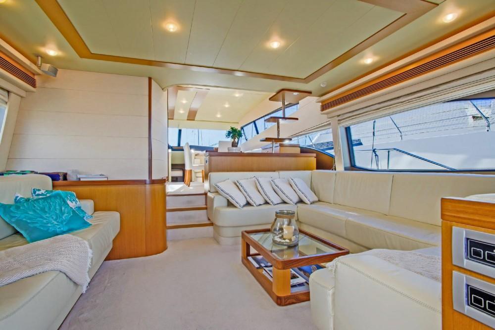 Boat rental Grad Rijeka cheap Ferretti Yachts 681