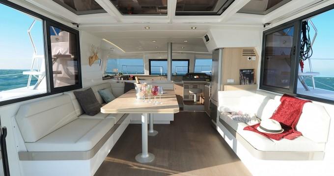 Hire Catamaran with or without skipper Bali Catamarans Lávrio
