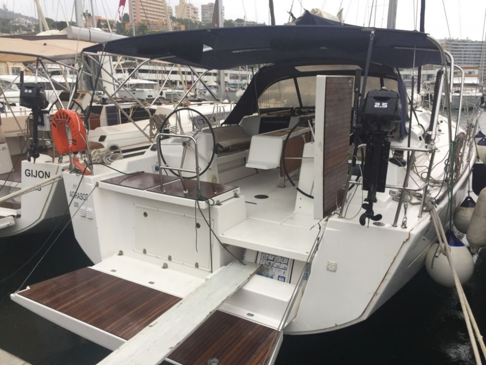 Rental yacht Marseille - Dufour Dufour 460 Grand Large on SamBoat