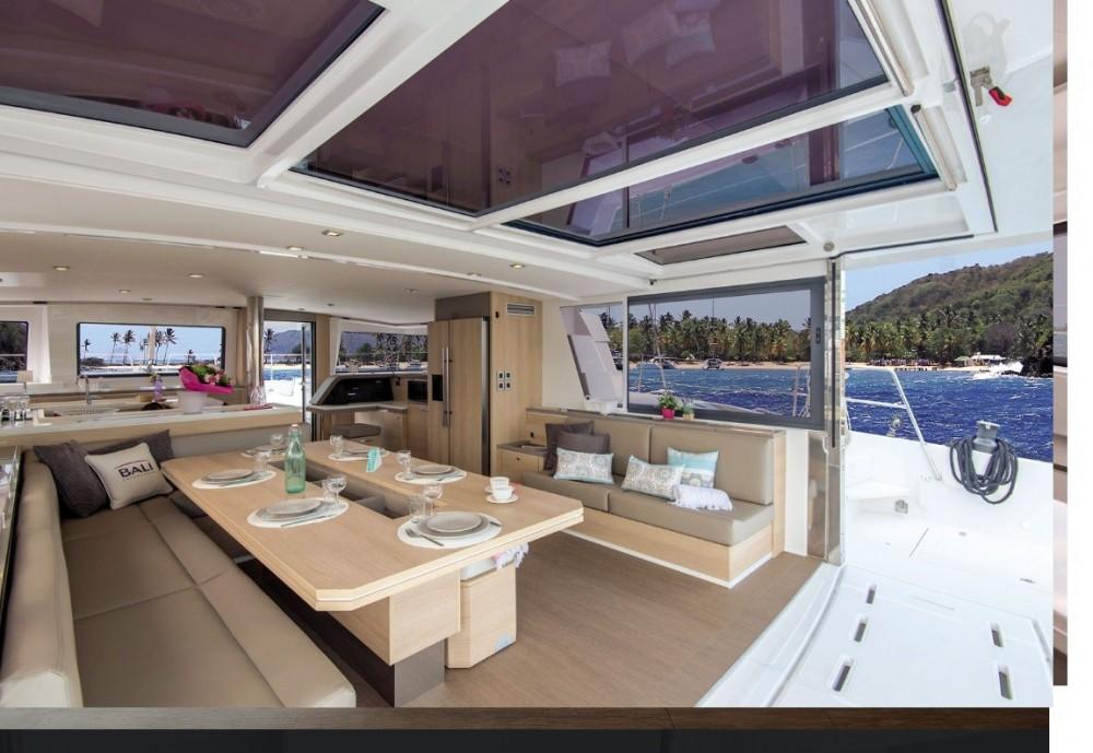 Rental yacht Olbia - Bali Catamarans Bali 5.4 on SamBoat