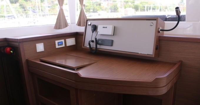 Rental yacht Saint Thomas - Lagoon Lagoon 450 on SamBoat