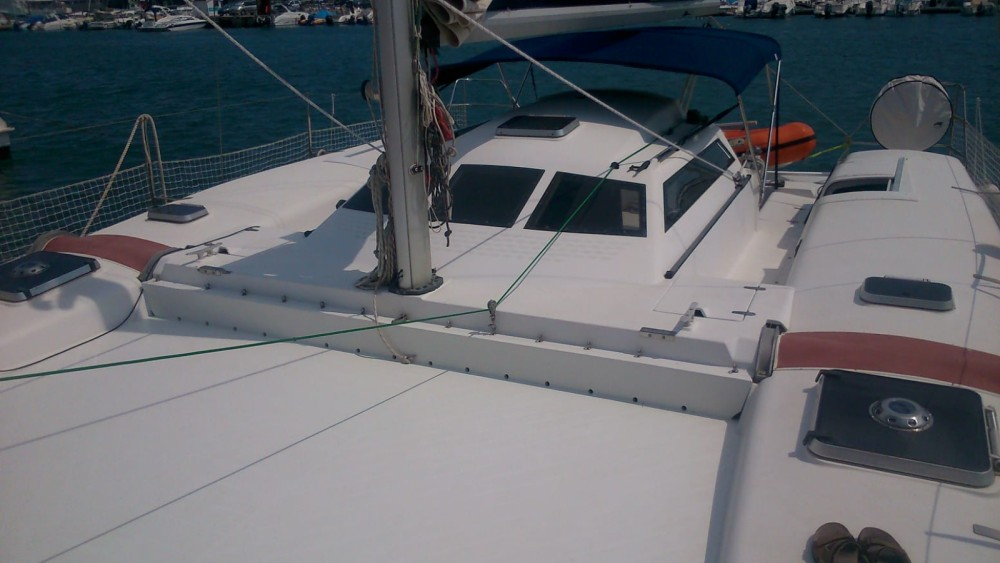 Rental Catamaran in l'Escala - Pradere & Fills EDEL STRAT 35