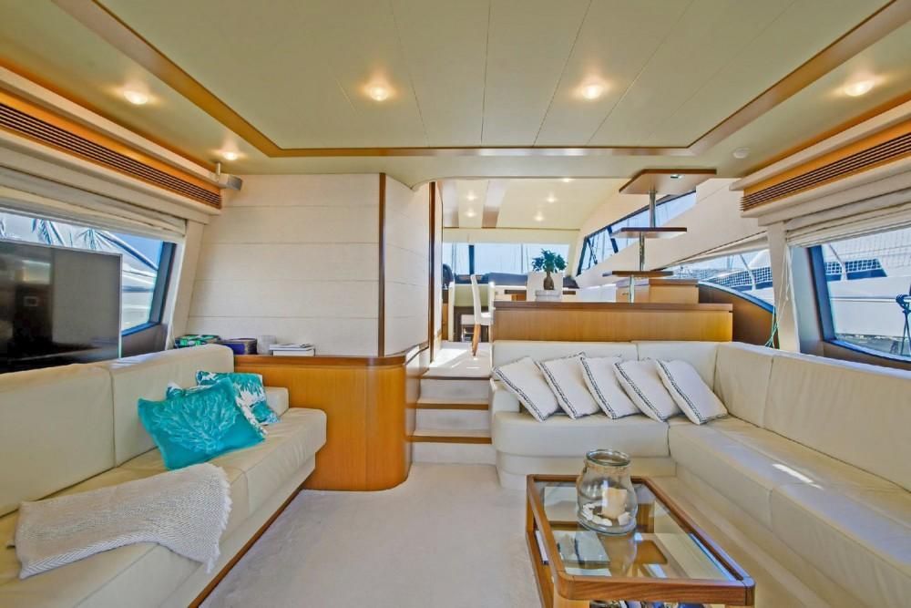 Rent a Ferretti-Yachts-Group Ferretti Yachts 681 Grad Rijeka