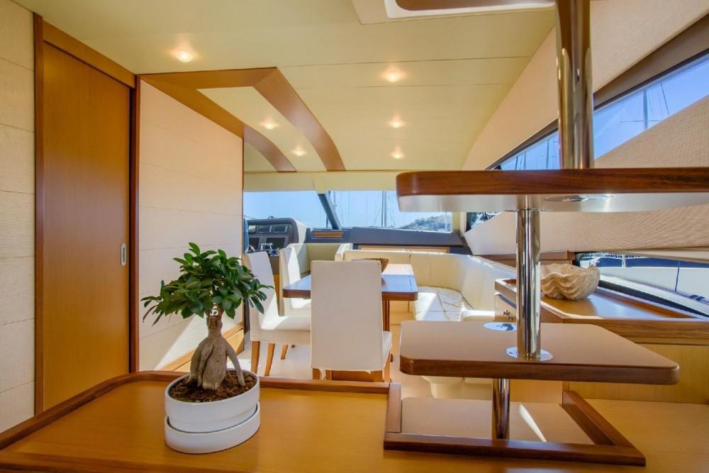 Rental yacht Grad Rijeka - Ferretti-Yachts-Group Ferretti Yachts 681 on SamBoat