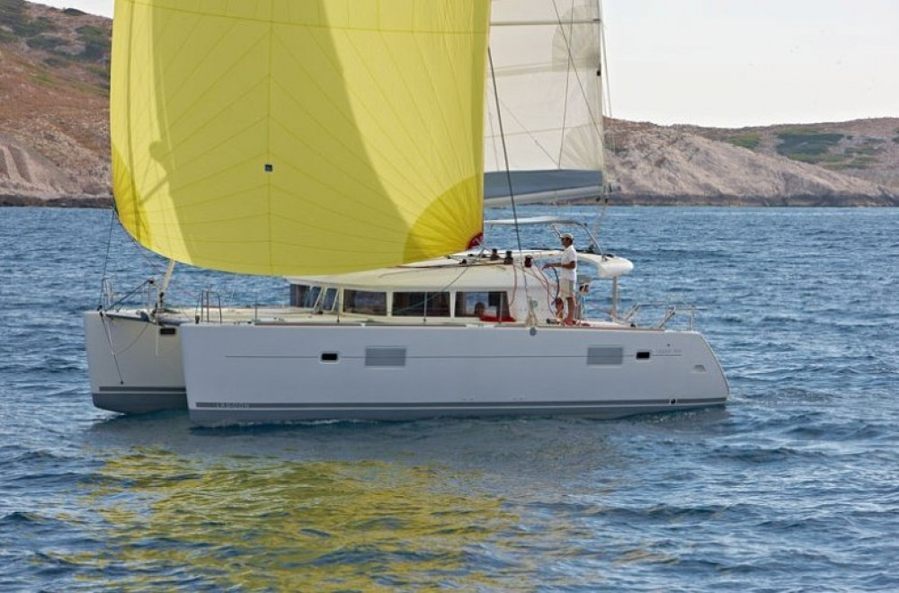 Catamaran for rent Murter at the best price