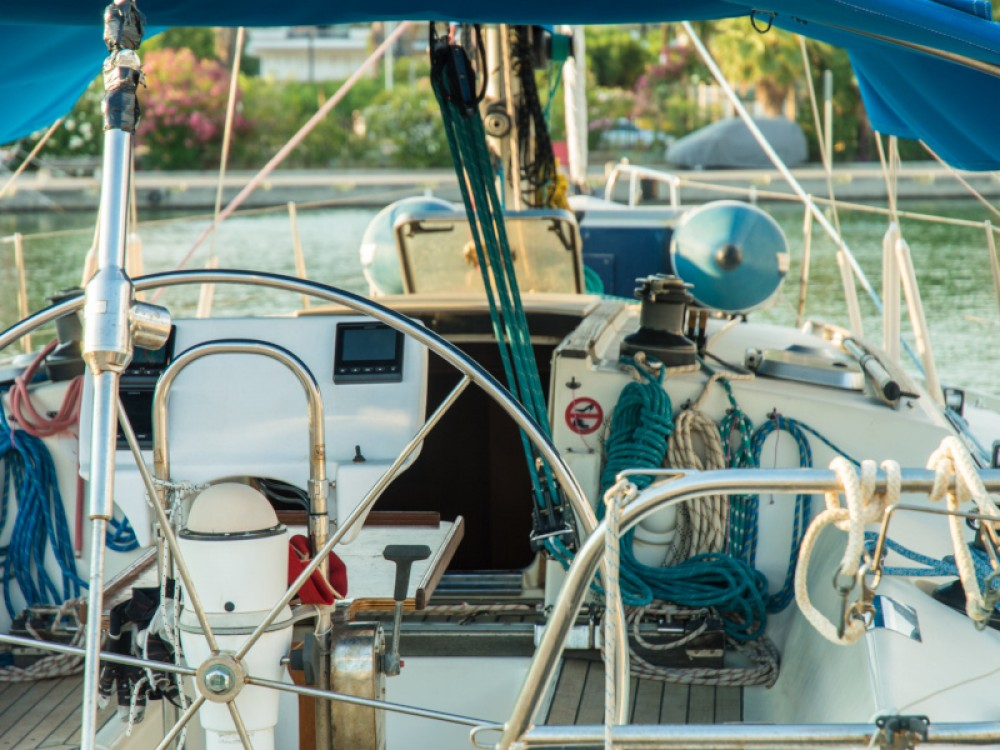 Rental yacht Municipality of Kalamata - Jeanneau Sun légende 41 on SamBoat