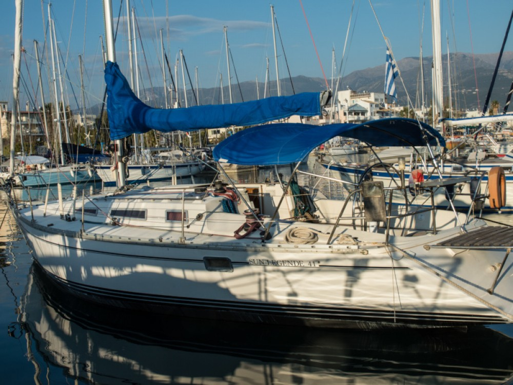 Sailboat for rent Municipality of Kalamata at the best price
