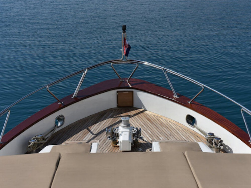 Boat rental ACI Marina Split cheap M/Y Blanka