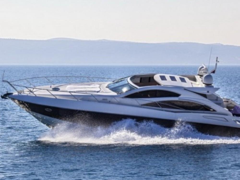 Rental yacht  - Sunseeker Predator 62 on SamBoat