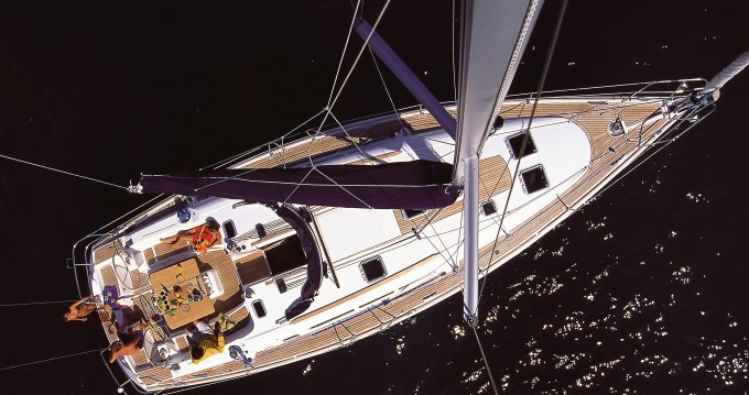 Jeanneau Sun Odyssey 45 between personal and professional Veruda