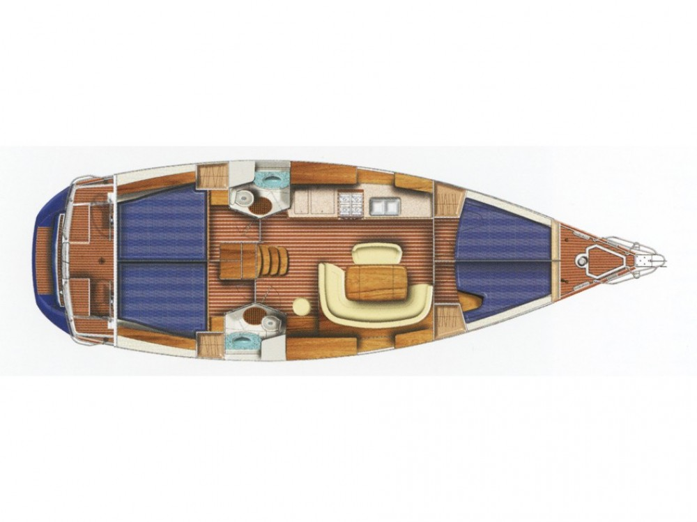 Jeanneau Sun Odyssey 45 between personal and professional Pula