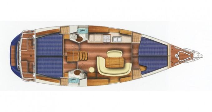 Rental yacht Veruda - Jeanneau Sun Odyssey 45 on SamBoat
