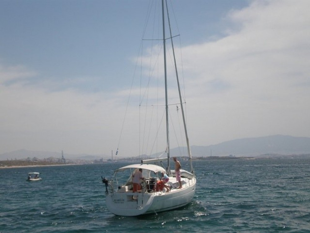 Hire Sailboat with or without skipper Bénéteau Atene