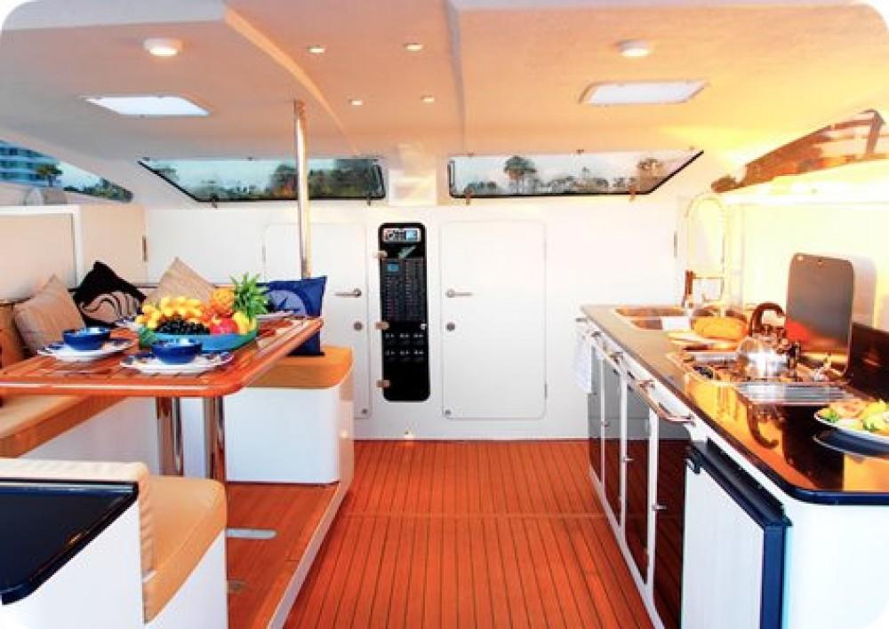 Rental yacht Ko Samui - Island Spirit Catamarans Island Spirit 38 on SamBoat