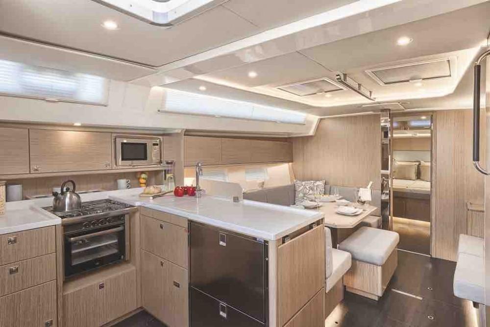 Rental yacht Thaïlande - Bavaria Bavaria Cruiser 45 on SamBoat