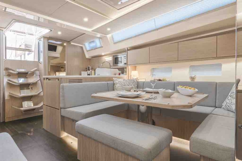 Boat rental เกาะสมุย cheap Bavaria Cruiser 45