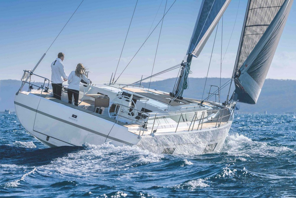 Boat rental Bavaria Bavaria Cruiser 45 in เกาะสมุย on Samboat