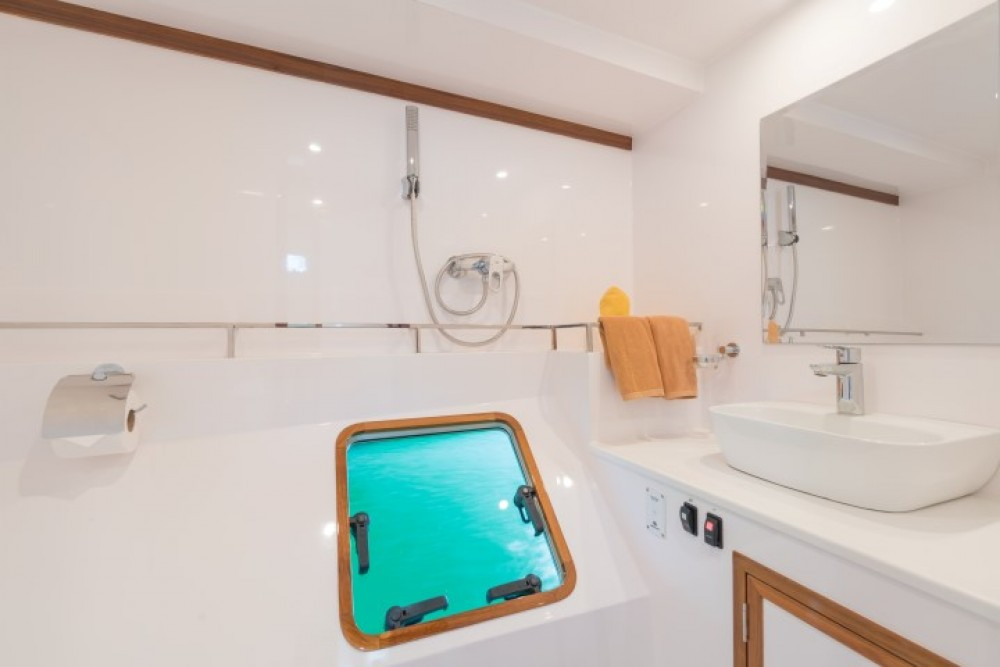 Hire Catamaran with or without skipper Island Spirit Catamarans Thailand